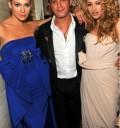 Alejandro Sanz, Shakira y Jennifer Lopez en fiesta para Obama