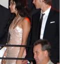 Vanessa Hudgens y Zac Efron en Globos de Oro