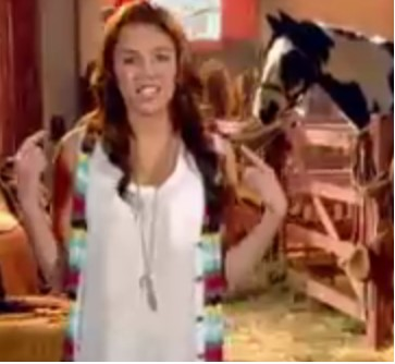 Video Let's Get Crazy de Hannah Montana