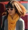 Jessica Alba con nuevo look