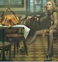Madonna imagen de bolsas Louis Viutton