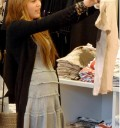 Miley Cyrus de compras