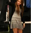 Miley Cyrus en compras