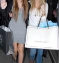Myley Cyrus y su mamá de compras