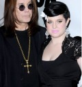 Ozzy y Kely Osbournes