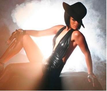 Rihanna ya está en Monterrey
