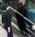 Salma Hayek Fumando