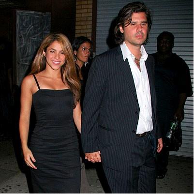 Podrían publicar imágenes de Novio del Shakira con otra mujer