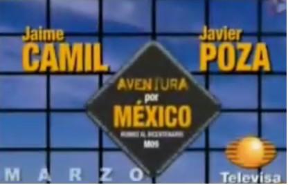 Aventura Por México inicia el 7 de marzo