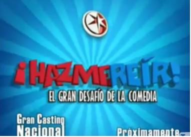 Casting Hazme Reir
