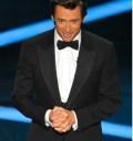 Hugh Jackman en entrega de los Oscar
