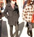Joe Jonas y Camilla Belle en Nueva York