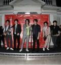 Jonas Brothers de cera