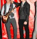 Jonas Brothers figuras de cera