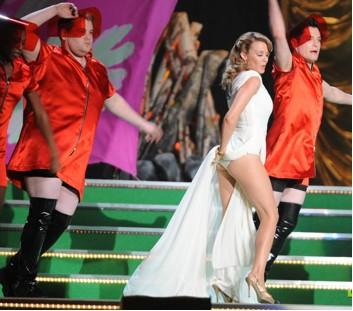 Entrega de Premios Brit 2009