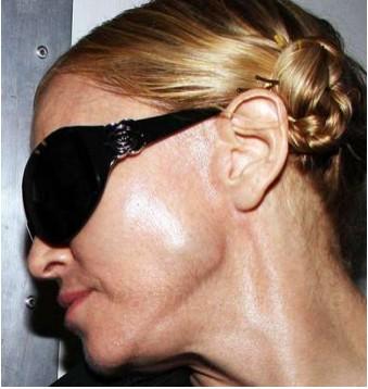 Madonna requiere una depilada