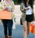 Vanessa Hudgens de compras
