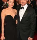 Angelina Jolie y Brad Pitt en Oscar