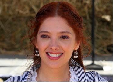 Adela Noriega pasada de peso o embarazada