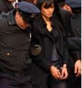 Angelina Jolie detenida