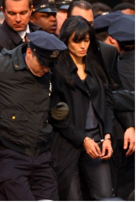Angelina Jolie arrestada en Salt