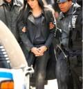 Angelina Jolie en rodaje de Salt