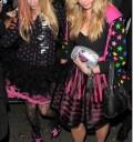 Avril Lavigne de antro