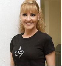 Nació la hija de Chantal Andere