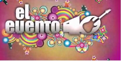 Evento 40 Principales 1 Abril en Estadio Azteca