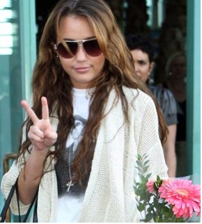 Miley Cyrus y Sofie