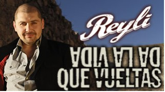 Qué vueltas da la vida nuevo disco de Reyli
