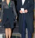 Salma Hayek y su esposo Francois