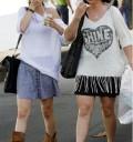 Selena Gomez con su mamá en Puerto Rico
