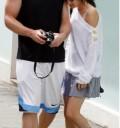 Selena Gomez de vacaciones en Puerto Rico
