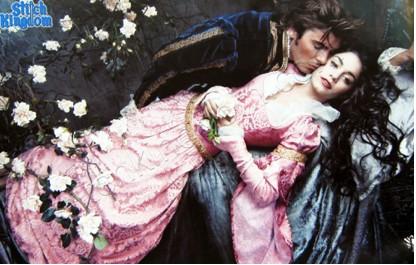 Zac Efron y Vanessa Hudgens como La Princesa Aurora y el Príncipe Phillip