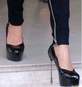 Victoria Beckham zapatos altos