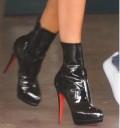 Botas de Victoria Beckham