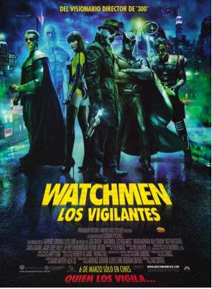 Watchmen estreno 6 de marzo en México