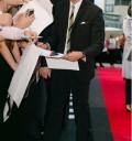 Zac Efron en presnetación de 17 Again