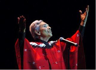 Homenaje a Chavela Vargas por sus 90 años