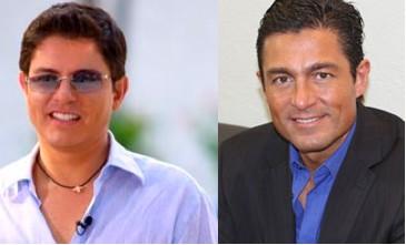 Ernesto Laguardia confirma que Fernando Colunga le reclamó por sus parodias