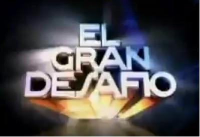 Mariana Ochoa y Toñita en El Gran Desafío