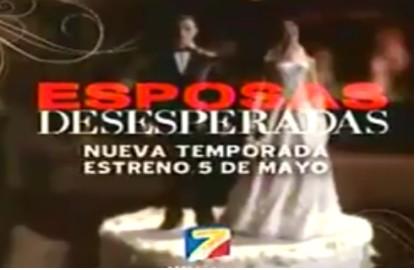 Esposas Desesperadas 5ta Temporada por Azteca 7