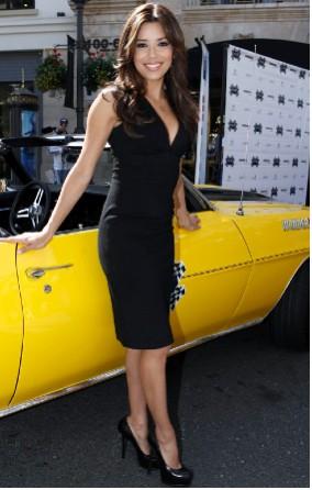 Eva Longoria más sexy que nunca