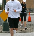 Justin y Jessica corriendo en NY