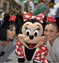Katy Perry y Hayden Panettiere en Disney
