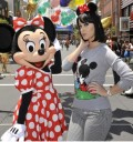 Katy Perry y Mimi Mouse