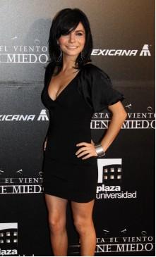 Martha Higareda productora de Te Presento a Laura