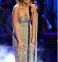 Miley Cyrus cantando en American Idol