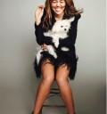Miley Cyrus en Revista Glamour